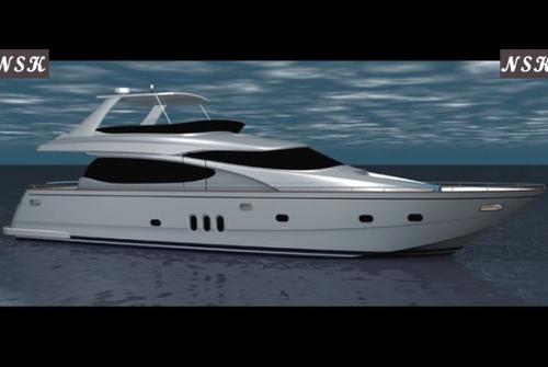 Elegance Yachts 68 7058