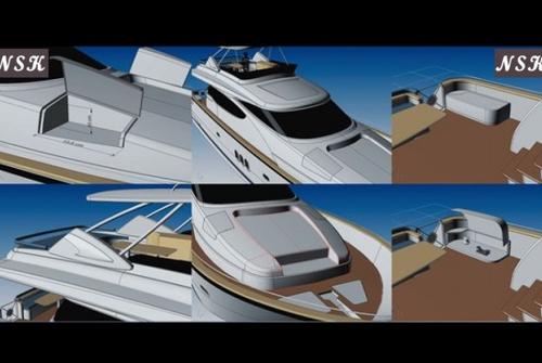 Elegance Yachts 68 7059