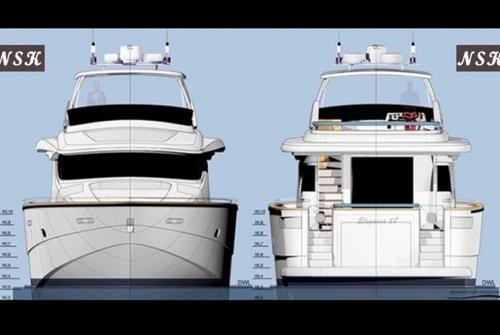 Elegance Yachts 68 7061