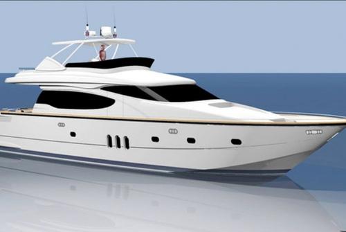 Elegance Yachts 68 7067