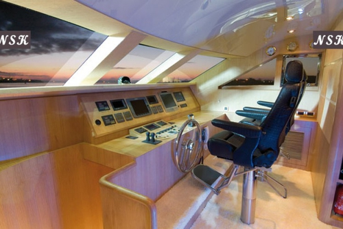 Elegance Yachts 72 7082