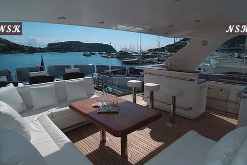 Elegance Yachts 88 7200