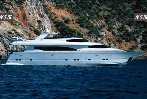 Elegance Yachts 90 7202