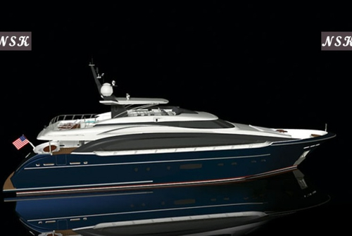 Elegance Yachts 90 7209