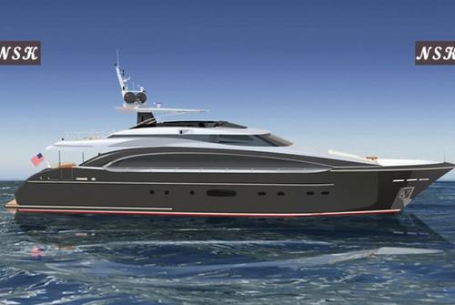 Elegance Yachts 90-115 7233