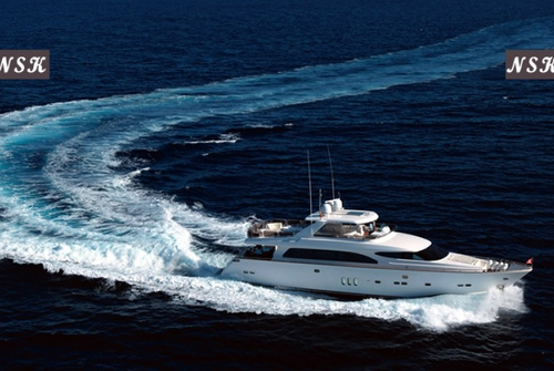 Elegance Yachts 92 7250