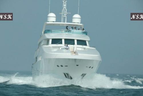 Elegance Yachts 115-125 7262