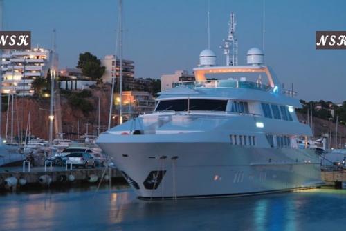 Elegance Yachts 115-125 7268