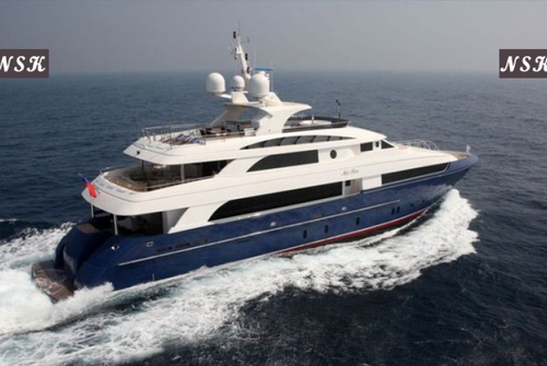 Elegance Yachts 115-125 7271