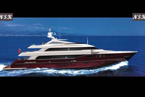 Elegance Yachts 115-125 7273