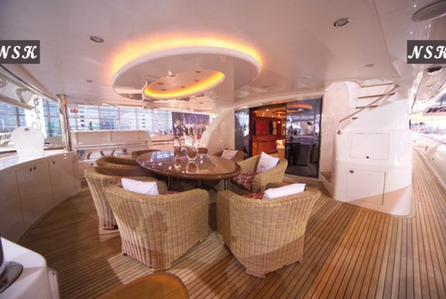 Elegance Yachts 115-125 7283