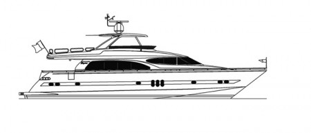 Elegance Yachts 80