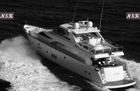 Elegance Yachts 92