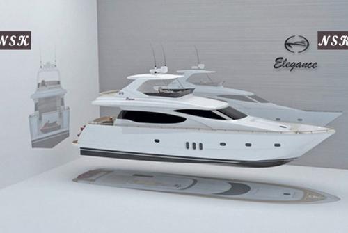 Elegance Yachts 68 950