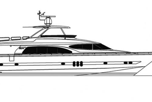 Elegance Yachts 76 955