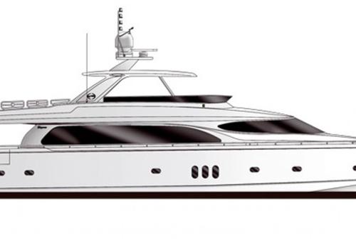 Elegance Yachts 82 959