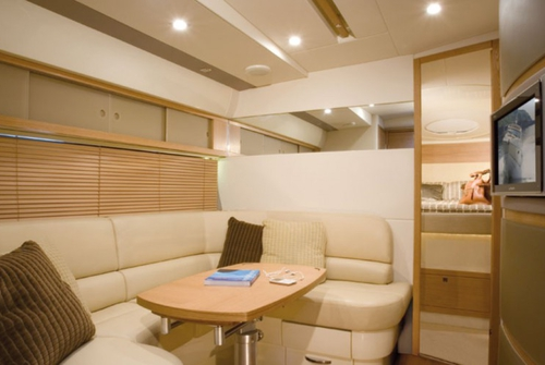 Fairline Targa 44 Open & GT 7544