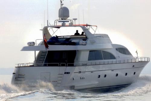 Falcon Yachts 86 7607