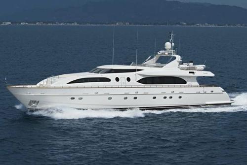 Falcon Yachts 115 S 7701