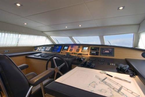 Falcon Yachts 115 S 7728
