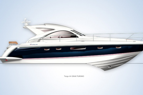 Fairline Targa 44 Open & GT 1038