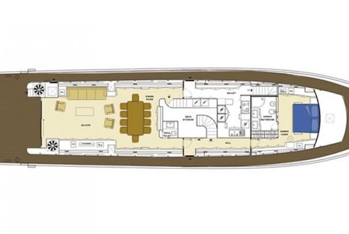 Falcon Yachts 115 S 1070