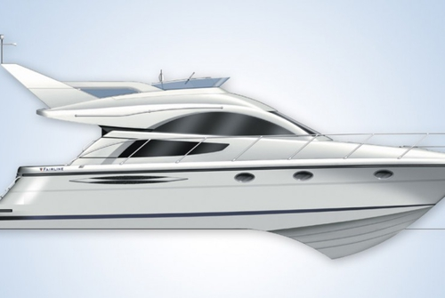 Fairline Phantom 40 992