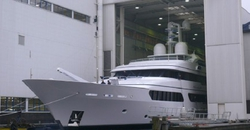 Feadship Hurricane Run
