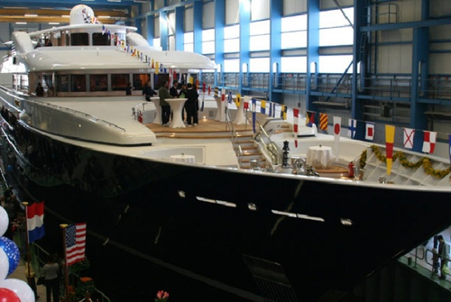 Feadship Archimedes 7747