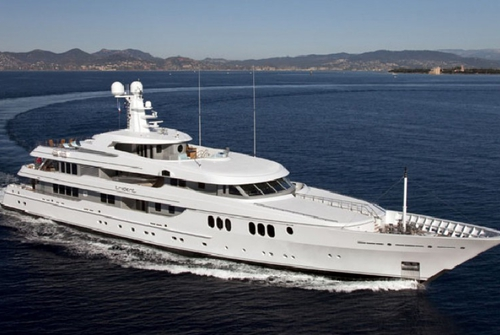 Feadship Trident 7842