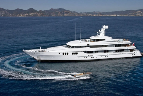 Feadship Trident 7843