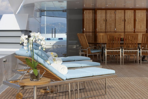 Feadship Trident 7844