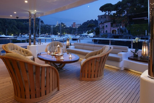 Feadship Trident 7846