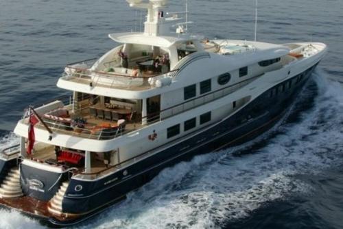 Яхты, спущенные на воду. 1196