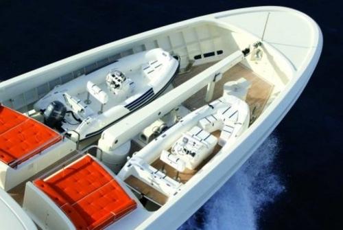 Яхты, спущенные на воду. 1197