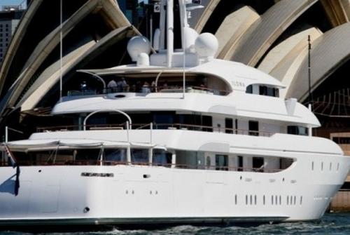 Яхты, спущенные на воду. 1205