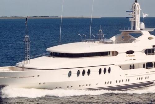 Яхты, спущенные на воду. 1206