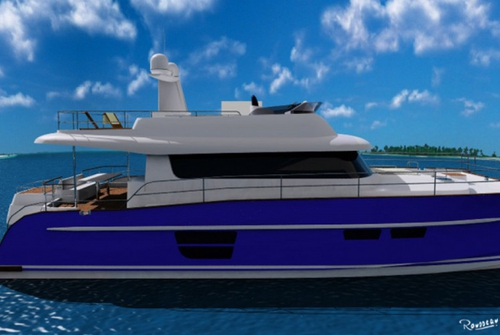 Fountaine Pajot Queensland 55 8170