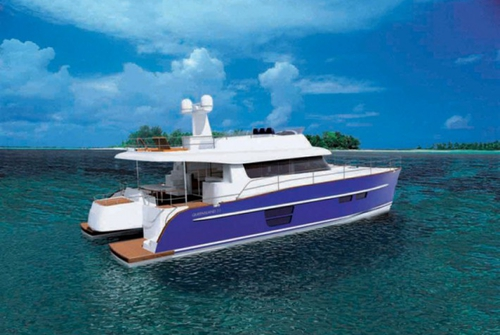 Fountaine Pajot Queensland 55 8173