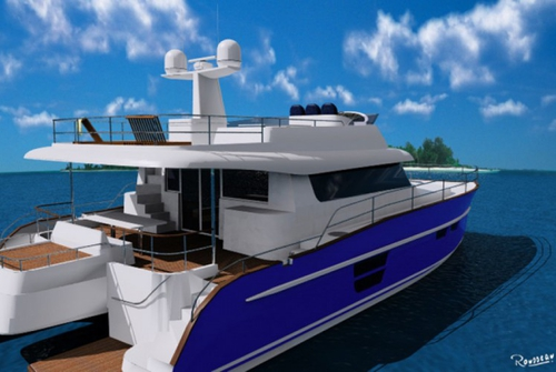 Fountaine Pajot Queensland 55 8174