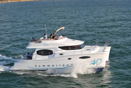 Fountaine Pajot Summerland 40 8180