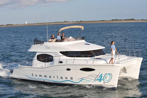Fountaine Pajot Summerland 40 8182