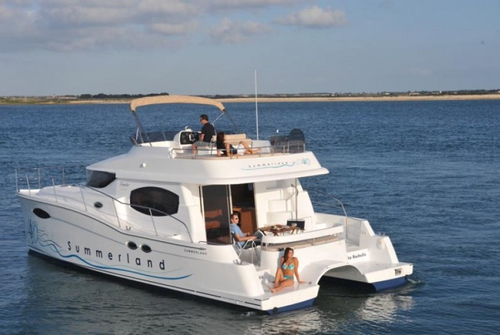 Fountaine Pajot Summerland 40 8183
