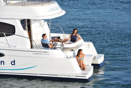 Fountaine Pajot Summerland 40 8186