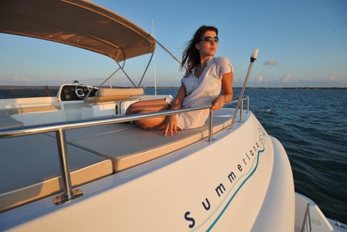 Fountaine Pajot Summerland 40 8187
