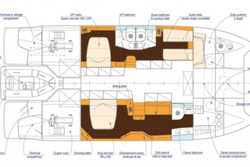 Fountaine Pajot Queensland 55 1131