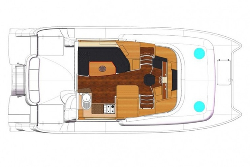 Fountaine Pajot Summerland 40 1132
