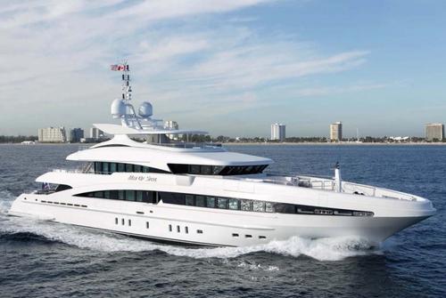 Heesen Fleet 8496