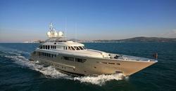 ISA Yachts 480