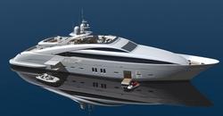 ISA Yachts 140